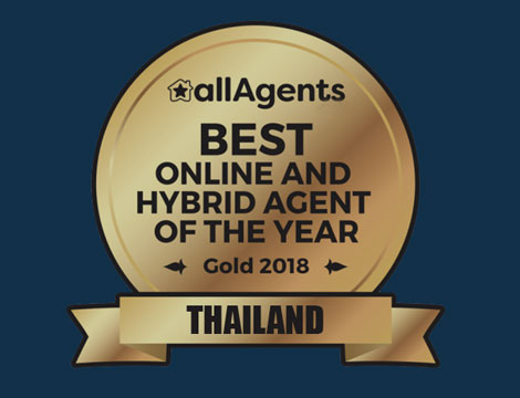 Bangkok Estate Agent Online Award
